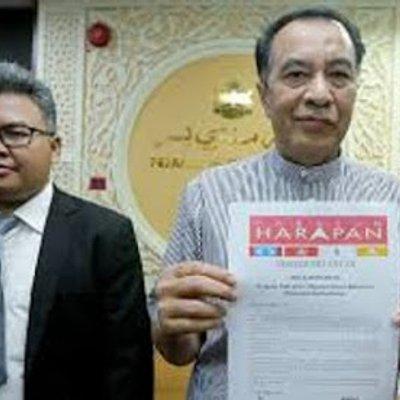 Panas Pengarah Perhutanan Negeri Kelantan Jawab Dakwaan Dato Husam Laporan Polis Menyusul