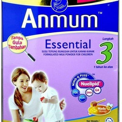 Panduan Tukar Susu Formula Bayi Anak