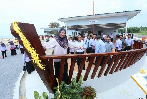 Pantai Remis Kini Berwajah Baru Tarikan Pelancong Ke Selangor