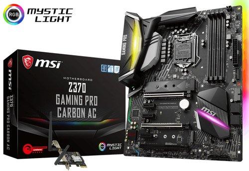 Papan Induk Intel Z370 Dari Msi Kini Hadir Di Pasaran Malaysia Bermula Dari Harga Rm590