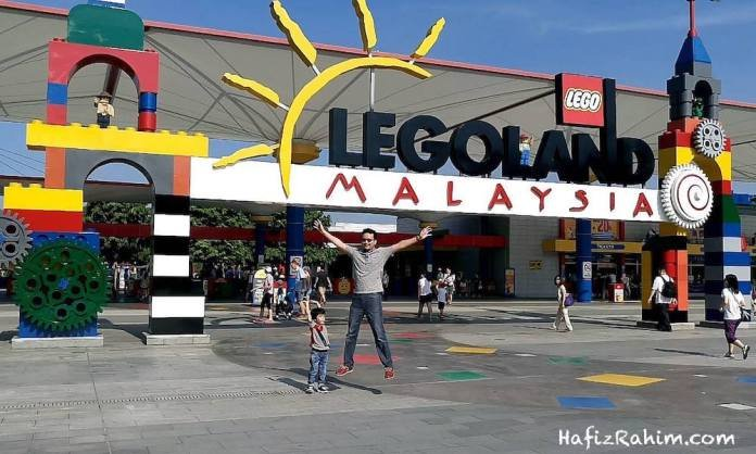 Parking Kereta Di Legoland Zone 1 Atau Zone 2