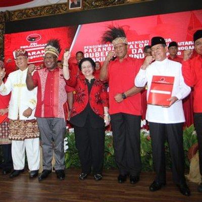 Pdip Usung Abdul Ghani Yasin Ali Di Pilgub Maluku Utara 2018