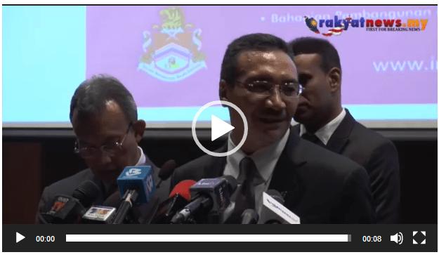 Pecat Mb Serta Merta Kurang Ajar Dengan Raja Perlis Ini Kenyataan Pedas Hishammuddin Pada Shahidan Kassim