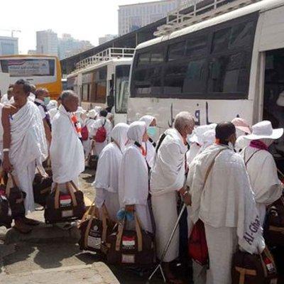 Pekan Depan Jemaah Haji Gelombang Pertama Kembali Ke Tanah Air