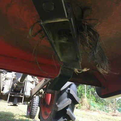 Pelajar Perempuan Maut Terkena Bilah Pisau Traktor Mesin Rumput