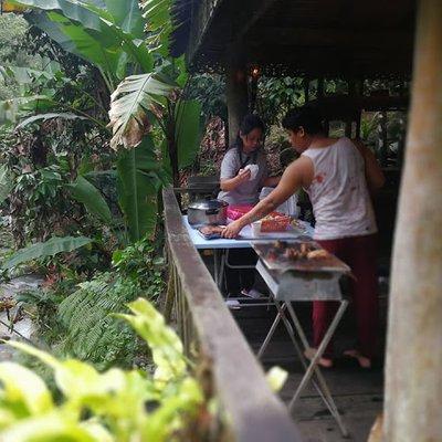 Pemandangannya Cantik Dan Suasana Rimbunan Hijau Sesuai Untuk Percutian Bersama Keluarga