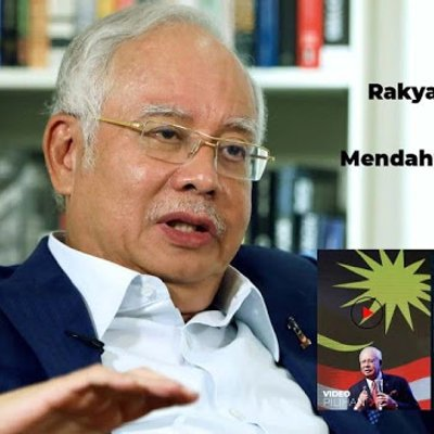 Pembangkang Hipokrit Sanjung Mendukung Bapa Segala Tol Najib