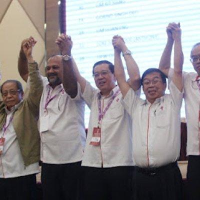 Pemilihan Cec Dap Melayu Dalam Dap Melukut Di Tepi Gantang