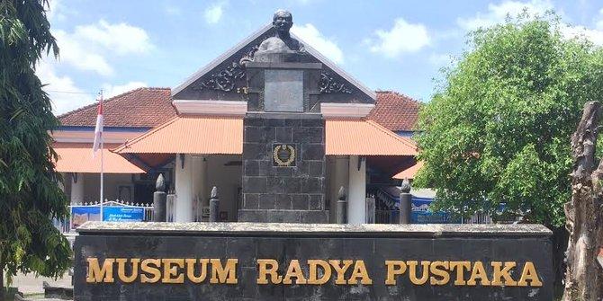 Pemkot Solo Ambil Alih Pengelolaan Museum Radya Pustaka