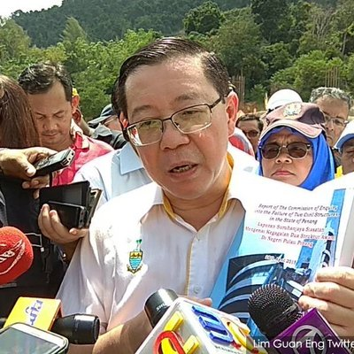 Penang Budget Allocates Rm10m For Hillslope Protection