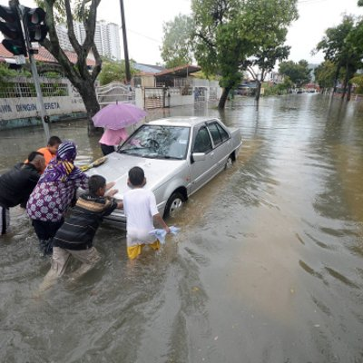 Penang Floods Again