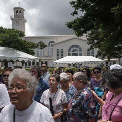 Penduduk Guam Berdoa Agar Tuhan Menyentuh Hati Kim Jong Un