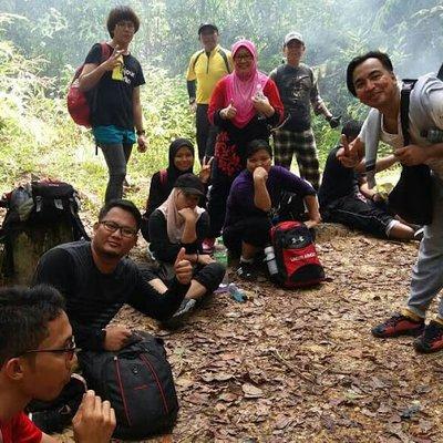 Pengalaman Hiking Ke Pelepah Kiri Air Terjun Kota Tinggi