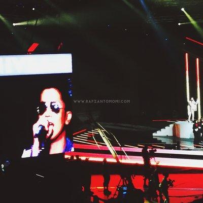 Pengalaman Ke Anugerah Juara Lagu 32 Di Axiata Arena Bukit Jalil