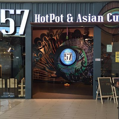 Pengalaman Makan Di 57 Hotpot Asian Cuisine Ioi City Mall