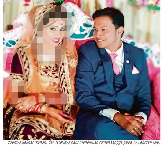 Pengantin Lelaki Maut Hadiah Kahwin Meletup