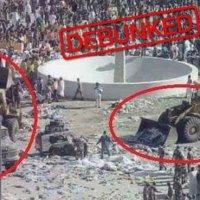 Penjelasan Sebenar Foto Viral Arab Saudi Menggunakan Jentolak Untuk Angkat Mayat Tragedi M...
