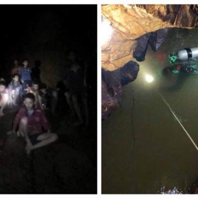 Penyelam Terbaik Dunia Kongsi Pengalaman Menakutkan Ketika Selamatkan Budak Gua Tham Luang
