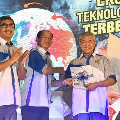 Perasmian National Innovation And Creative Economy Expo