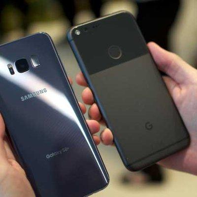 Perbandingan Google Pixel 2 Apple Iphone 8 Dan Xiaomi Mi Mix