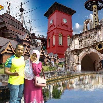Percutian Singkat 2 Hari 1 Malam Di Negeri Sembilan Dan Melaka