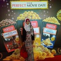 Perfecto Popcorn Disaluti Kesempurnaan Pelbagai Perisa