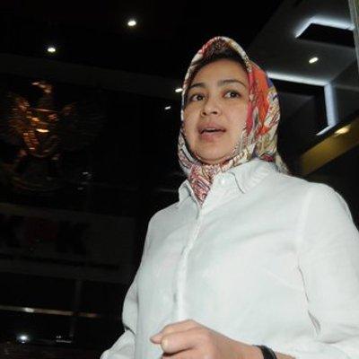 Periksa Wali Kota Tangsel Airin Rachmy Kpk Mengaku Butuh Klarifikasi