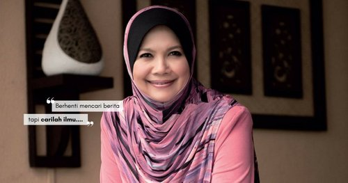 Peringatan Untuk Wanita Bekerja Kenapa Prof Dr Muhaya Nasihat Betulkan Niat Kita