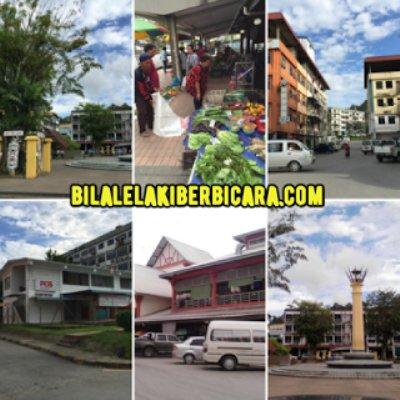 Perjalanan Ke Kapit Sarawak Unsung Places