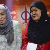 Perjuangkan Agama 2 Wanita Melayu Sertai Dap