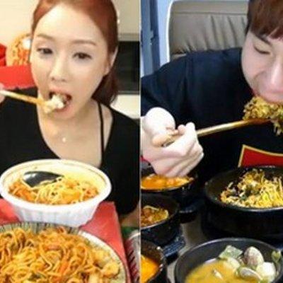 Perkejaan Terbaru Di Korea Cuma Makan