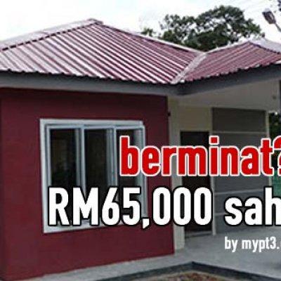 Contoh Rumah Mesra Rakyat 1 Malaysia Rumah 0108