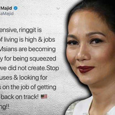 Persepsi Sheila Majid Keterlaluan