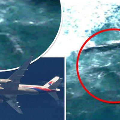 Pesawat Mh370 Dikesan Di Google Earth Dalam Keadaan Berlubang Ditembusi Peluru