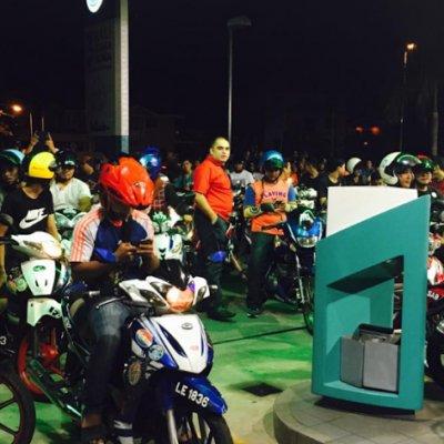 Petrol Percuma Sebulan Sekali Untuk Motosikal Bawah 150cc Di Labuan Sahaja