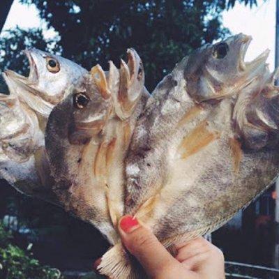 Petua Untuk Kurangkan Masin Ikan Kering
