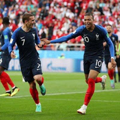 Piala Dunia Perancis Menang 1 0 Dengan Peru