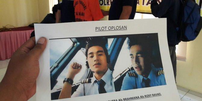 Pilot Gadungan Ditangkap Karena Menipu Dan Mencuri Di Tangerang