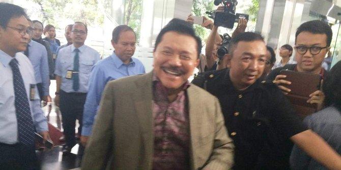 Pimpin Pkpi Hendropriyono Dapat Ucapan Selamat Dari Megawati