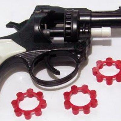 Pistol Kayu Mainan Kanak Kanak Zaman 80an Dan 90an