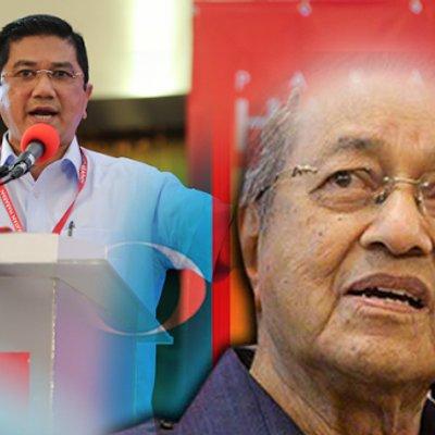 Pkr Selangor Tolak Mahathir Bukan Selangor Ajer Banyak Lagi Negeri Lain Pun