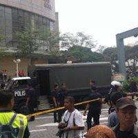 Polis Bertindak Terhadap Peserta Himpunan Haram Di Sogo