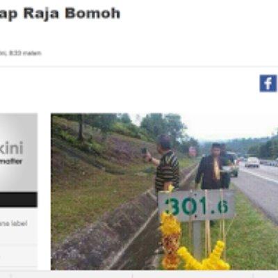 Polis Tangkap Raja Bomoh