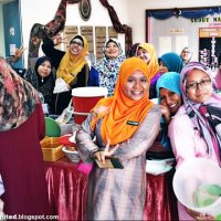 Potluck Post Aidilfitri Kebirus Smk Taman Nusajaya 2015