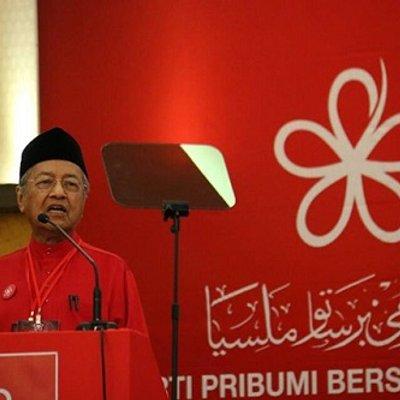 Ppbm Ditubuhkan Untuk Jatuhkan Najib Tun M