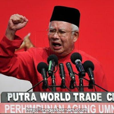 Presiden Umno Bakar Obor Semboyan Perang Pertahankan Putrajaya Pau2017