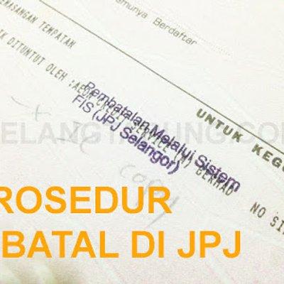 Prosedur Selepas Habis Bayar Ansuran Kenderaan Di Jpj Padang Jawa