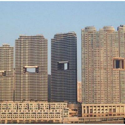 Punca Kenapa Kebanyakan Banggunan Di Hong Kong Berlubang