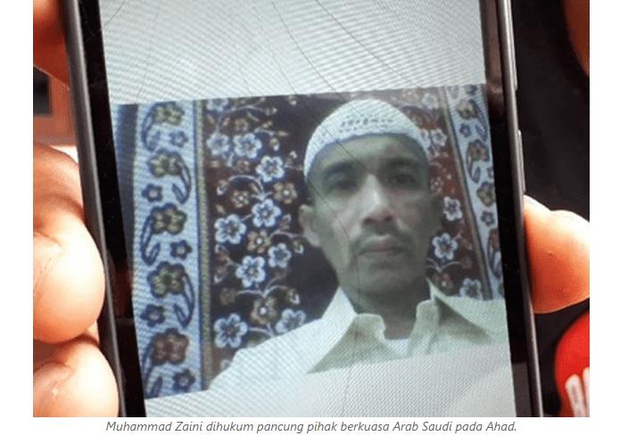 Punca Warga Indonesia Dihukum Pancung Di Arab Saudi