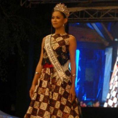Puteri Indonesia Bakal Pakai Batik Banyuwangi Di Ajang Miss Universe